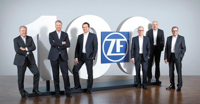 ZF Group 100.yılını kutluyor