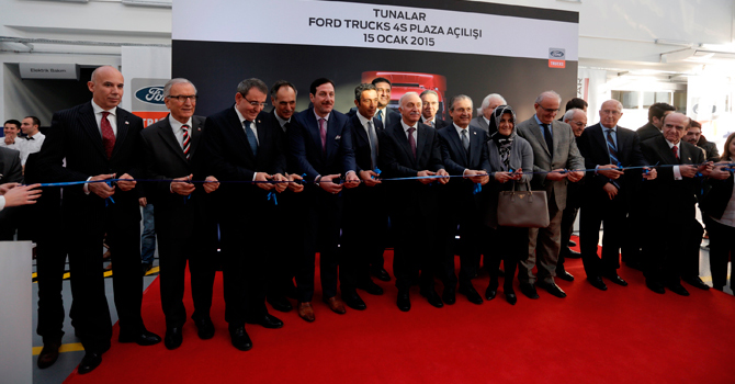 Ford Trucks'tan bayi atağı