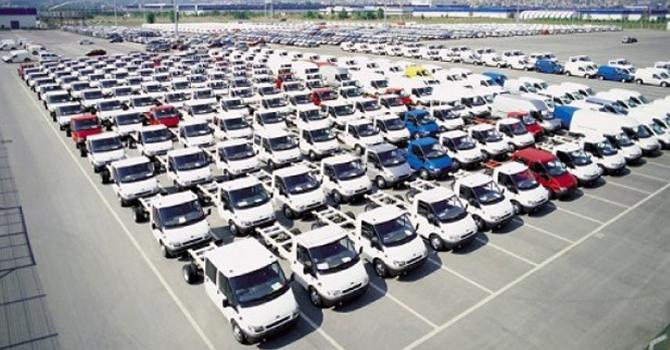 Hafif Ticari Araç pazarı büyüyor