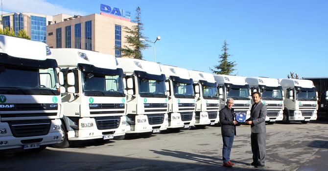 Aktif Nakliyat DAF ve TIRSAN ile yola devam ediyor