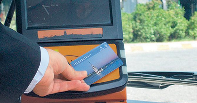 İstanbulkart otobüste de doldurulabilecek