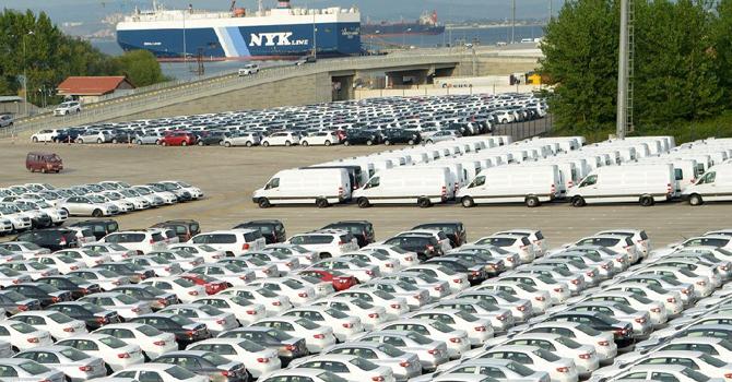 Otomotiv sektörü ihracatta büyüyor
