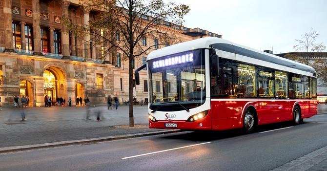 Yeni nesil toplu taşıma görücüye çıkıyor