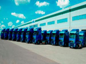 Volvo'dan Ekol'e 50 adet Volvo FH