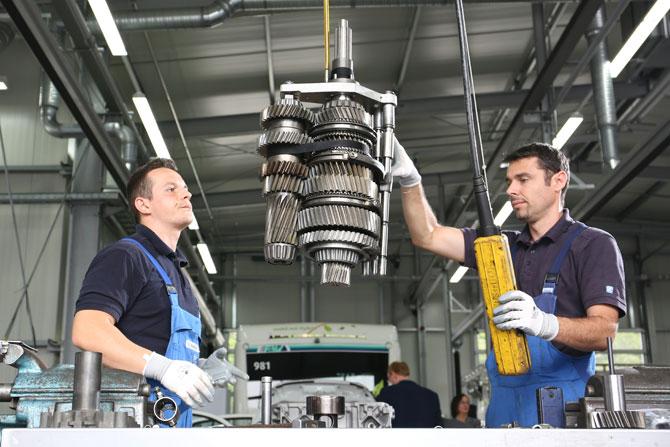 ZF Services Türk Automechanika fuarında
