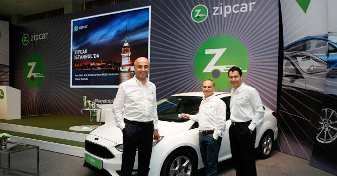 Zipcar,Otokar Otomotiv ile Türkiye'de