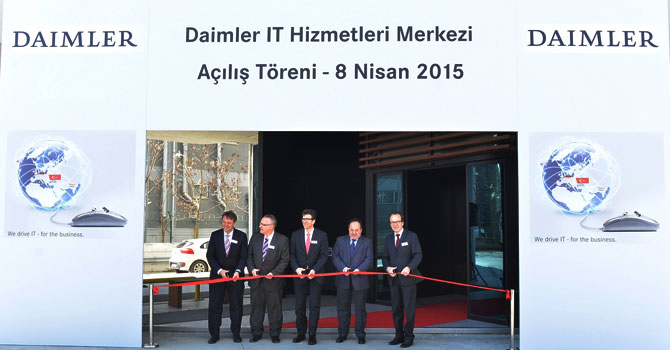Yeni merkez binası hizmete açıldı