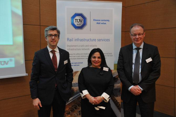 Türkiye demiryolu ve geleceği tartışıldı