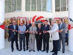 Artvin Otobüs Terminali Görkemli Bir Törenle Açıldı