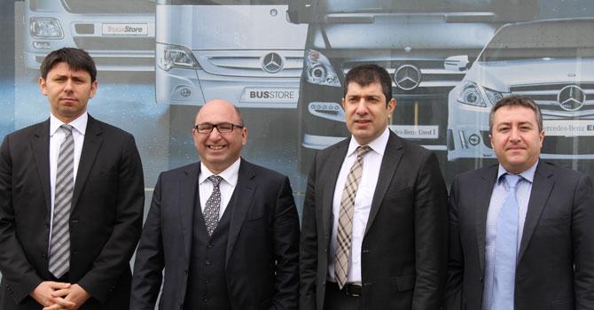 Mercedes-Benz 2.El 2014'ü değerlendirdi