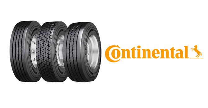 Continental'dan filolara özel ürün gamı