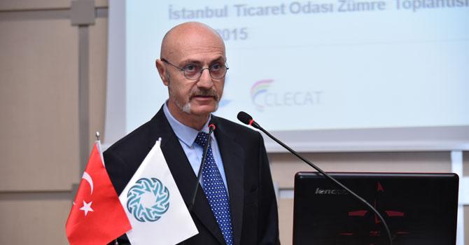 Sektörün sorunları İTO'da konuşuldu