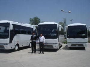 Temsa'dan Esilay Turizm'e 3 Prestij