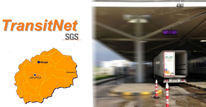 SGS artık Makedonya'da da asıl sorumlu
