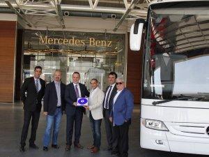 Aker ve Derya Tur filolarına Tourismo dahil etti