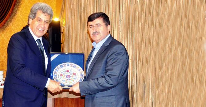 UND'den Trabzon TSO'YA Teşekkür