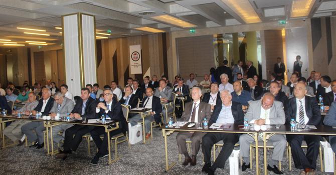 İSTAB, üyelerinin sektörel gelişimi için çalışıyor