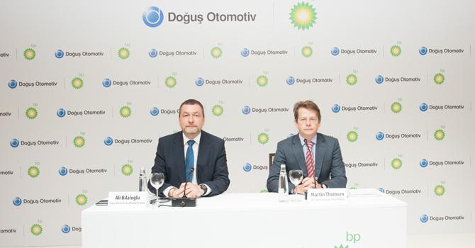 BP ile Doğuş Otomotiv güçlerini birleştiriyor