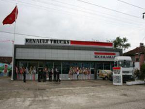 Renault Trucks Bayi Koçaslanlar yeni şubesini Düzce'de açtı