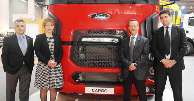 Ford Trucks Cezayir'de Büyük İlgi Gördü