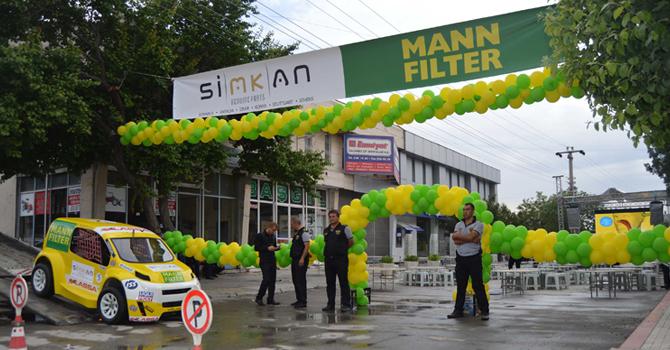 MANN-FILTER ve Simkan Otomotiv Yemeği
