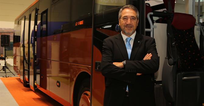 Temsa, Türkiye Otobüs Pazarı'nda Lider