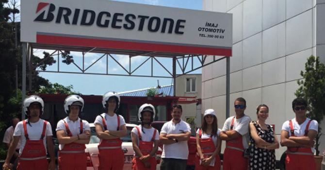 Bridgestone BOX Pendik'te Açıldı
