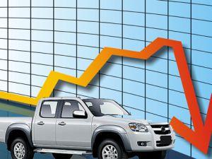 Otomotiv pazarı Ocak-Haziran döneminde yüzde 19 azaldı