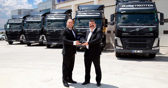 Hasoğulları İnşaat ve Volvo Trucks İş Birliği