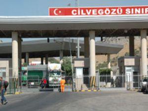 Suriye ve 3. ülkelere Türk nakliyecisi taşıma yapamıyor