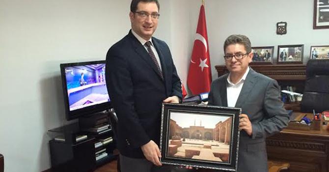 UND'den Erbil Ziyareti