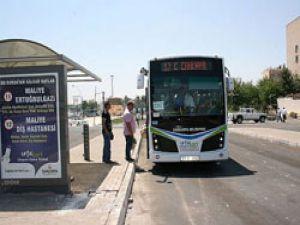 Şanlıurfa'da toplu taşıma ihalesine itiraz