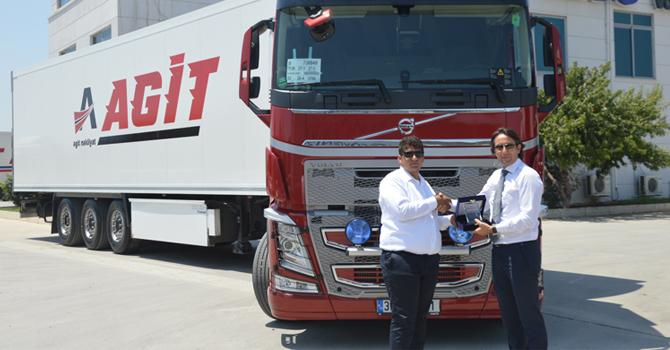 Volvo Trucks Yatırımı