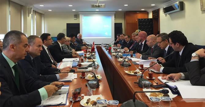 Bulgaristan İle KUKK Toplantısı Düzenlendi