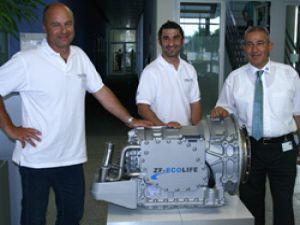 ZF-EcoLife şanzıman ile toplu ulaşımda gürültü emisyonunu azalıyor