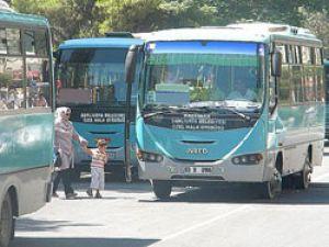 Halk Otobüsçüleri R-1 hattı için mücadele ediyor