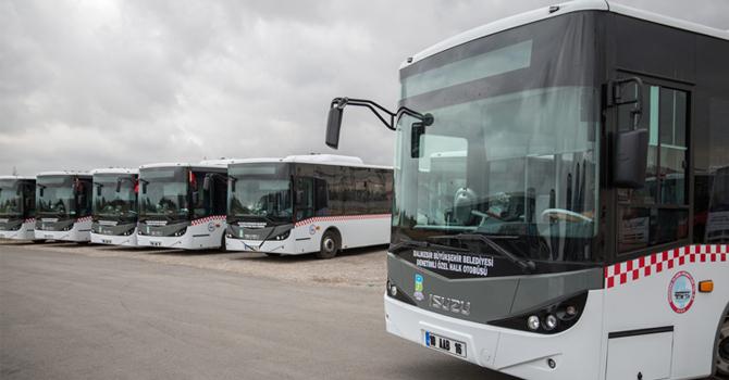 Bandırma'da da Allison Donanımlı Araçlar Kullanılacak