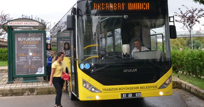 trabzon belediye otobüsleri ile ilgili görsel sonucu