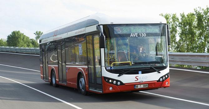 Bozankaya Elektrikli Otobüsü: E-Karat