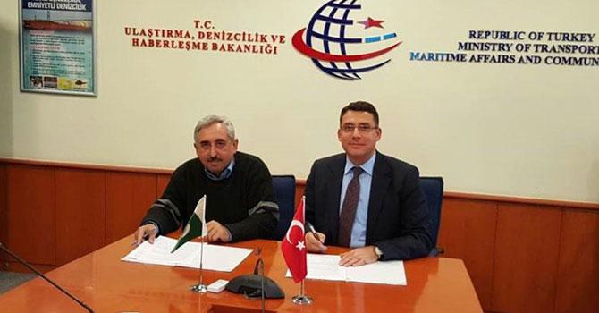 Türkiye-Pakistan KUKK Toplantısı Düzenlendi