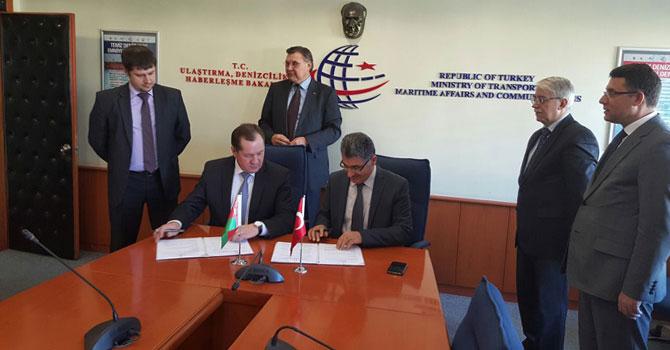 Türkiye-Belarus KUKK Toplantısı Yapıldı