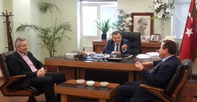 İETT Ulaşım Daire Başkanı Aydın Karadağ, Yeni İstanbul Halk Otobüslerini Ziyaret Etti