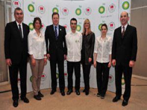 BP'den Milli Olimpiyat Takımı'na destek