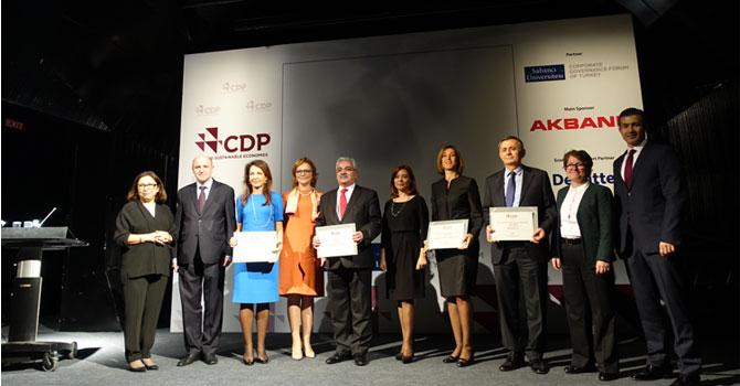 Brisa'ya Bir Ödül de CDP'den!