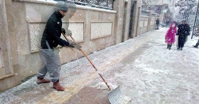 Kış Hazırlıkları Yapılıyor