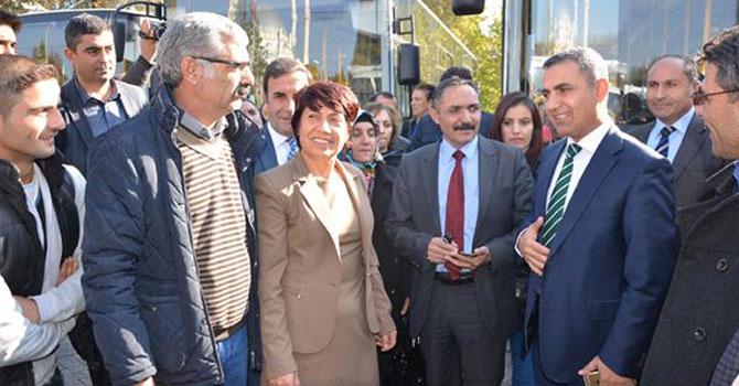 Iğdır Belediyesi Yeni Alınan Araçların Açılışını Gerçekleştirdi
