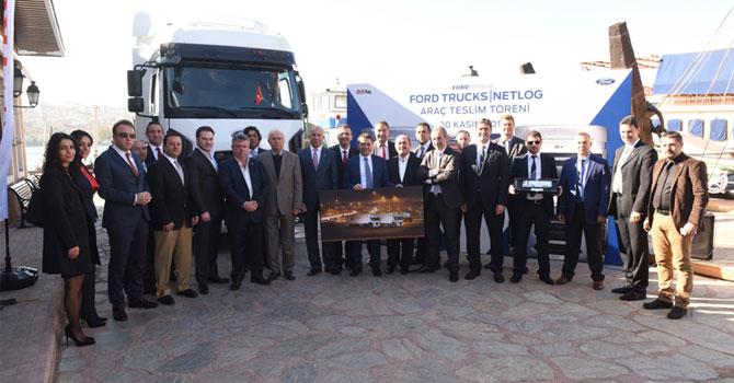 250 Adetlik Dev, Ford Trucks Çekici Yatırımı