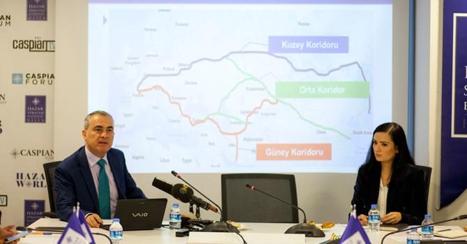 Hazar Transit hattı daha ekonomik