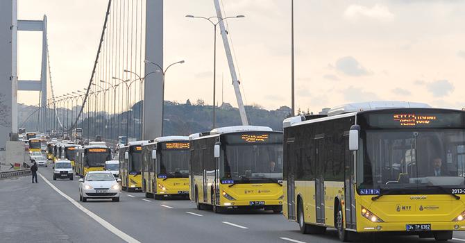 Otokar, TRANSİST 2015'te araçlarıyla yerini aldı