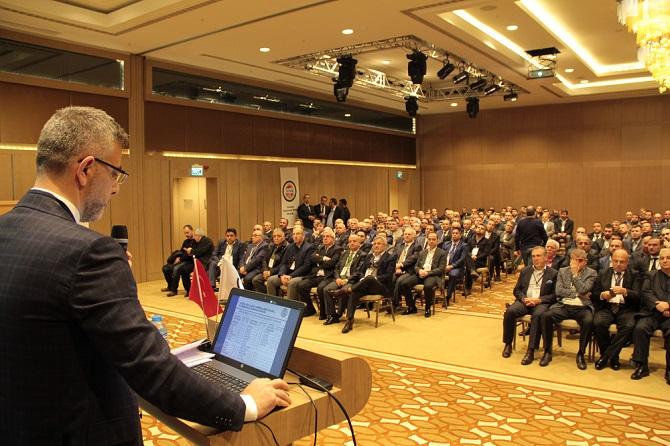 İSTAB'ın yeni başkanı Ahmet Karakış
